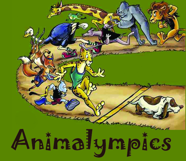 Animalympics Outburst Theatre Workshop