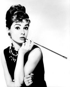 Hire Audrey Hepburn Look-alike from Outburst Theatre