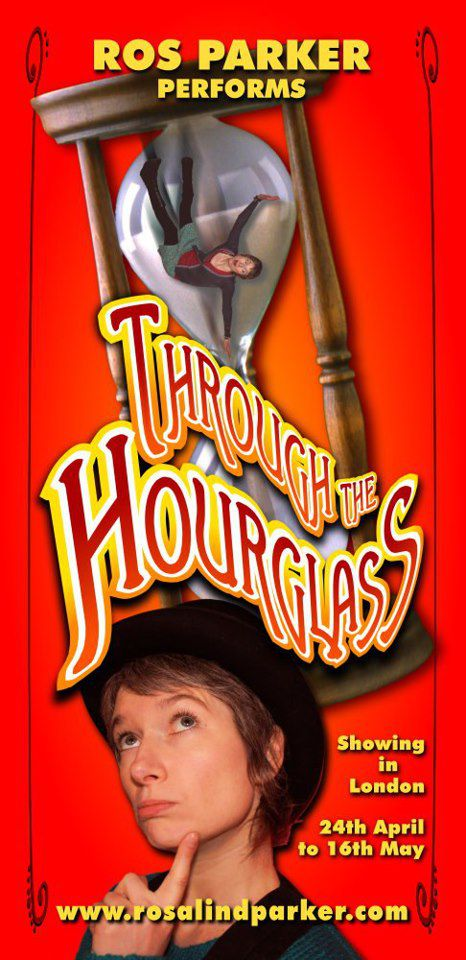 Rosalind Parker - Through the Hourglass